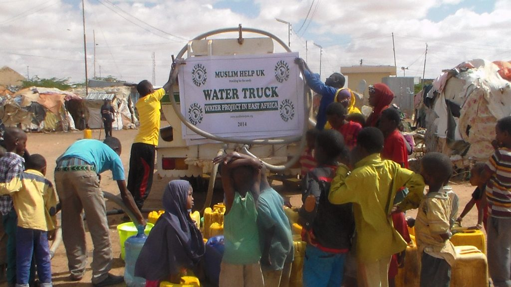 EAST AFRICA WATER PROJECT