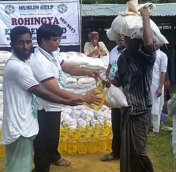 Emergency Rohingya Aid