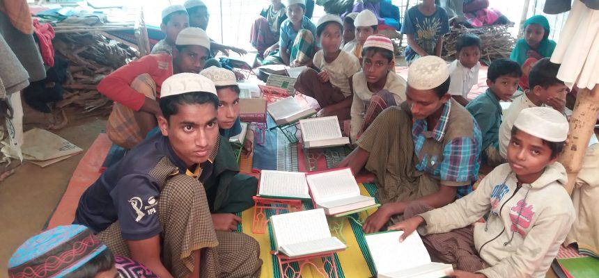 Sponsor a Rohingyan Orphan